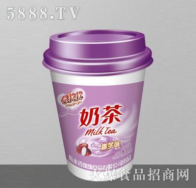 香优优奶茶香芋味80g产品图