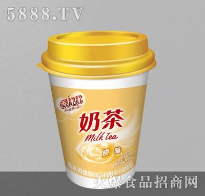 香优优奶茶原味80g产品图