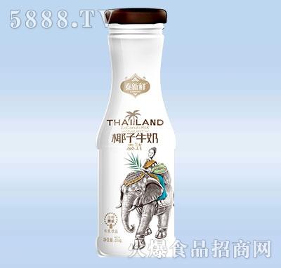 350克泰新鲜椰子牛奶