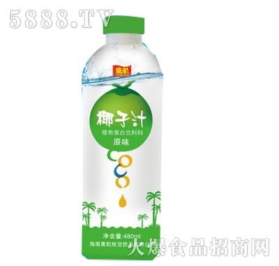 鹰航椰子汁原味480ML