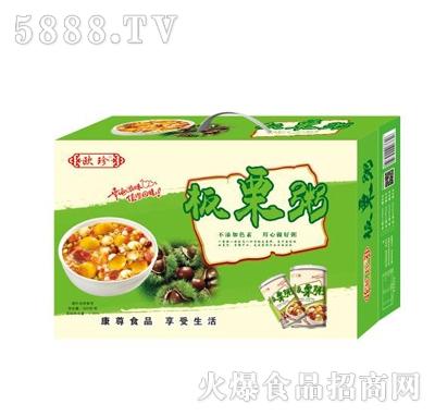 欧珍板栗粥(箱)产品图