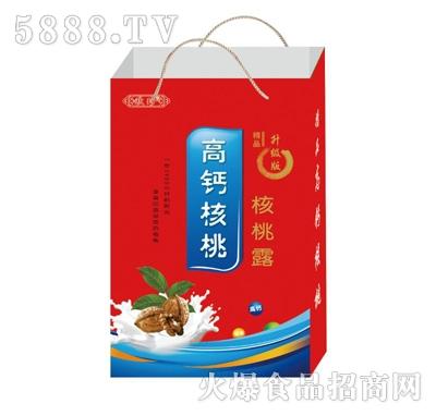 欧珍高钙核桃植物蛋白饮料(手提袋)