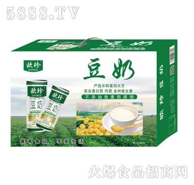 欧珍豆奶(箱)产品图