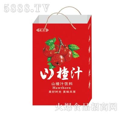 欧珍山楂汁(手提袋)