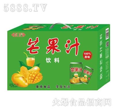 欧珍芒果汁(箱)