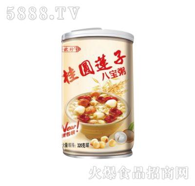 欧珍桂圆莲子八宝粥320g(罐)