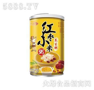 欧珍红枣小米养生粥320g产品图