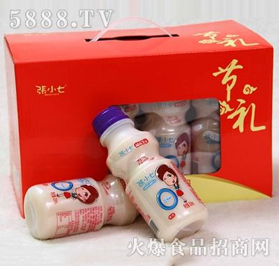 张小七乳酸菌330mLx8女版礼品盒装
