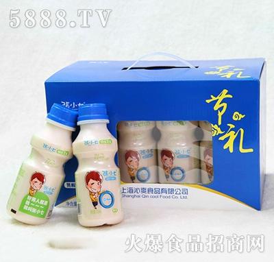 张小七乳酸菌330mLx8男版礼品盒装