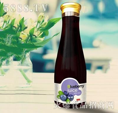 蓝莓汁饮料无蔗糖1.5L