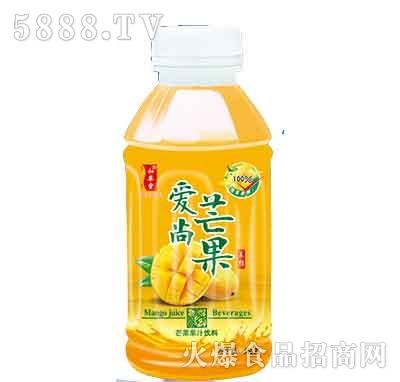 爱尚芒果汁饮料500ml