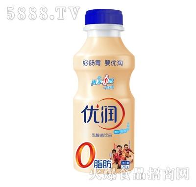 340ml优润乳酸菌饮品