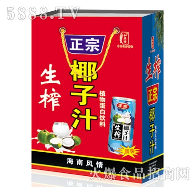 正宗椰子汁礼盒装240mlx20罐
