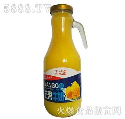 美汁恋芒果牛奶1.5L