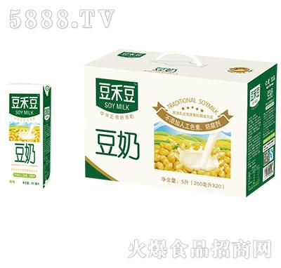 豆禾豆豆奶利乐250mlx20盒