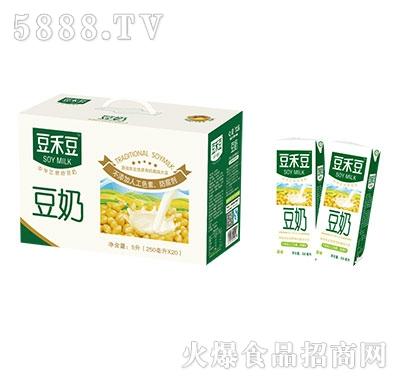 豆禾豆豆奶250mlx20盒利乐