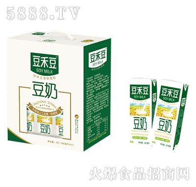 豆禾豆豆奶250mlx12盒利乐装