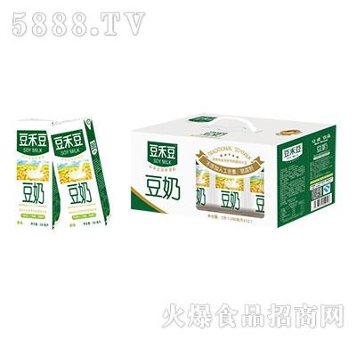 豆禾豆豆奶250mlx12盒利乐