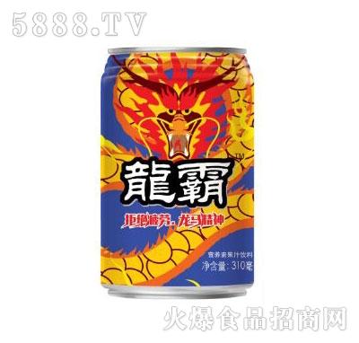 龙霸果汁饮料340ml