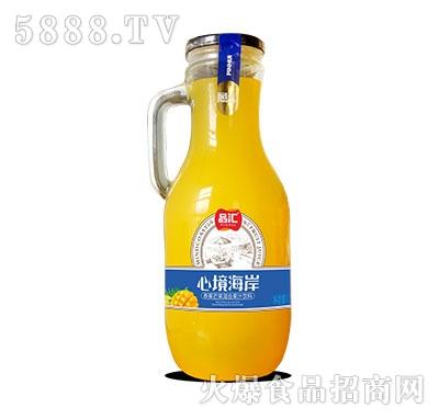 品汇心境海岸芒果汁1.5L