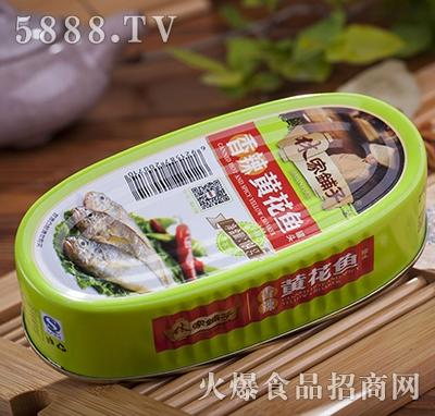 林家铺子香辣黄花鱼产品图