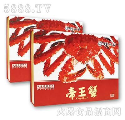 阿尔帝阿拉斯加帝王蟹产品图