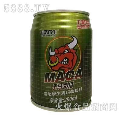 卡洛布牛玛咖强化维生素饮料250ml