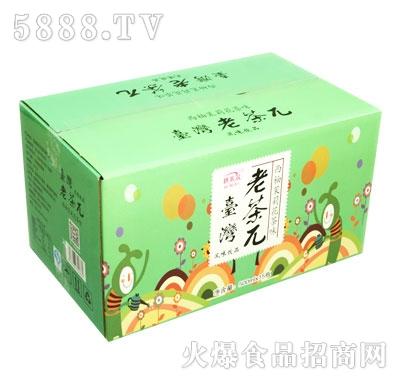 琪米尔老茶π风味饮料500mlX15瓶