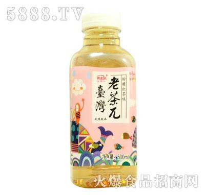 琪米尔老茶π柠檬红茶风味饮料500ml
