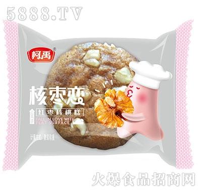 柯禹核枣恋红枣核桃糕