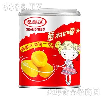振鹏达铁罐黄桃罐头