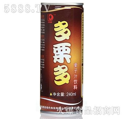 多栗多栗子汁饮料240ml