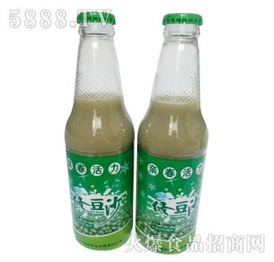 亲春活力绿豆爽280ml