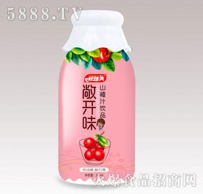 好祥头敞开味山楂汁饮品380ml