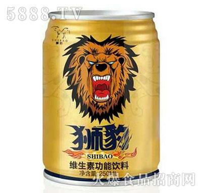 狮豹维生素功能饮料250ml
