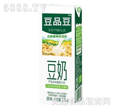 豆品豆豆奶250ml