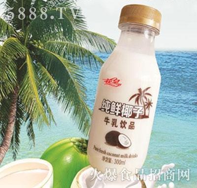 椰开心椰子牛奶饮品300ml