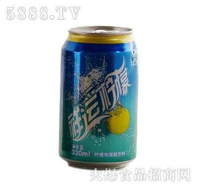 雨瑞祥运柠檬330ml