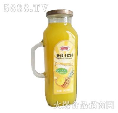 新雨瑞菠萝汁988ml