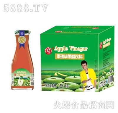 雨瑞苹果醋1.5LX6瓶