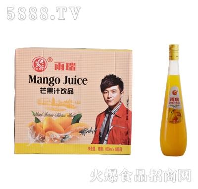雨瑞芒果汁829mlx8瓶