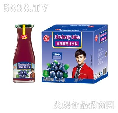 雨瑞蓝莓汁1.5LX6瓶
