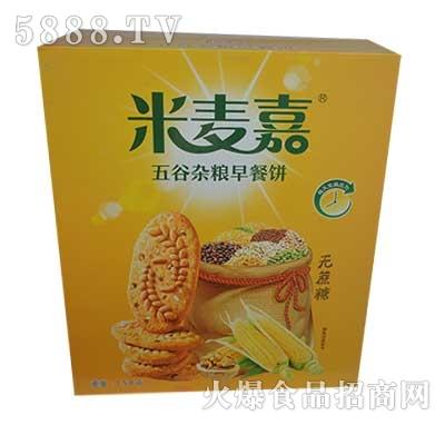 米麦嘉五谷杂粮早餐饼