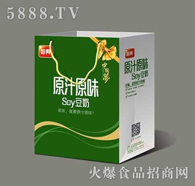 智典原汁原味soy豆奶礼盒装