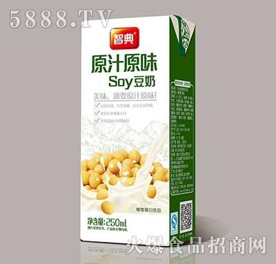智典原汁原味soy豆奶250ml