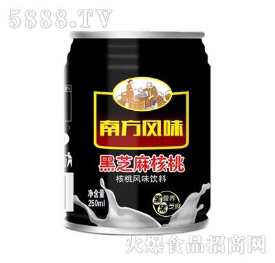 金娇阳黑芝麻核桃风味饮料250ml