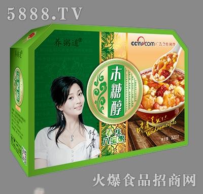 养粥道木糖醇八角礼盒(6罐/8罐)