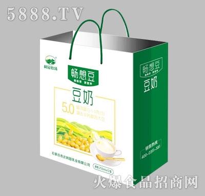 畅想豆豆奶(礼袋)