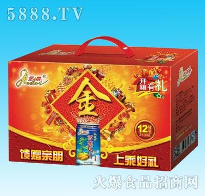 金带雪莲果汁(箱)