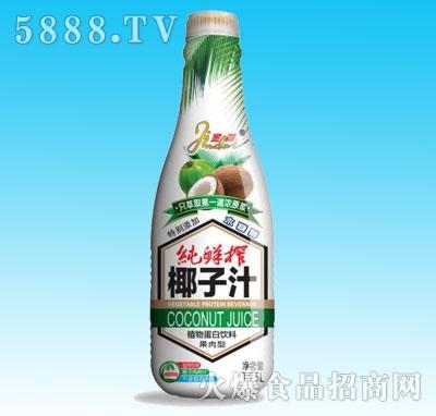正宗纯鲜榨椰子汁1.25L